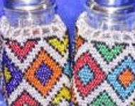 bead salt & pepper set
