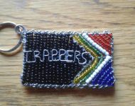trappers keyring